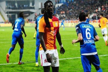 Kasımpaşa, Galatasaray'ı 2-1 yendi