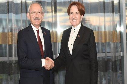 Kemal Kılıçdaroğlu, Meral Akşener ile görüştü