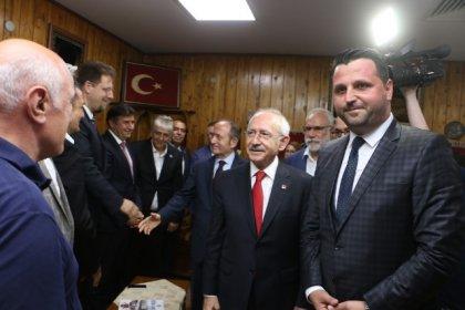 Kılıçdaroğlu, Boşnaklarla Pendik'te sokak iftarında buluştu