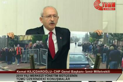 Kılıçdaroğlu bütçe görüşmelerinde konuştu: 1 Ocak 2019'dan itibaren CHP'li belediyelerde asgari ücret net, vergisiz 2200 TL olacak