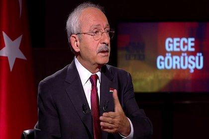 Kılıçdaroğlu, CNN Türk'te 'Gece Görüşü' programına konuk oluyor