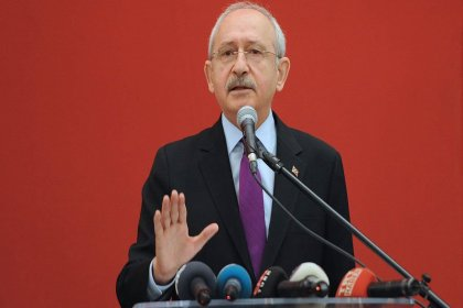 Kılıçdaroğlu: Cumhurbaşkanlığı koltuğunu işgal eden zat ısrarla Gezi direnişini terörize etmeye çalışıyor