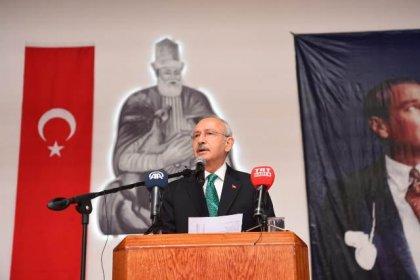 Kılıçdaroğlu, Hacı Bektaş Veli'yi anma törenine katıldı