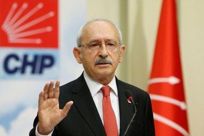 Kılıçdaroğlu: Türkiye'yi tefecilere teslim edenler Kuvayi Milliye ruhunu anlamayanlardır