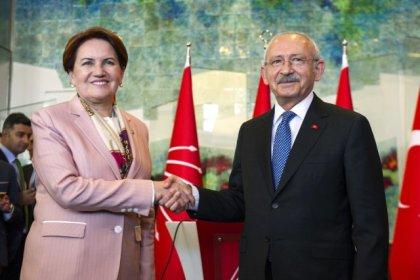 Kılıçdaroğlu ve Akşener görüştü, uzlaşma sağlandı, Kılıçdaroğlu'ndan açıklama geldi: Güzel şeyler olacak, kendimizi Türkiye'ye adadık