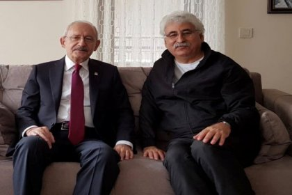 Kılıçdaroğlu'ndan Mehmet Tüm'e ziyaret