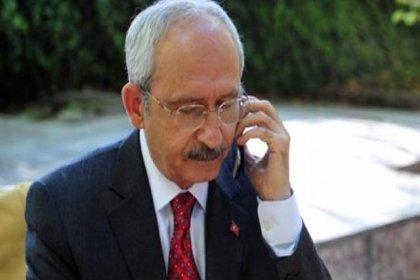 Kılıçdaroğlu'ndan şehit Emniyet Müdürü Altuğ Verdi için başsağlığı telefonu