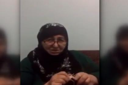 'Kime oy vereceksiniz' sorusuna yaşlı kadından güldüren yanıt