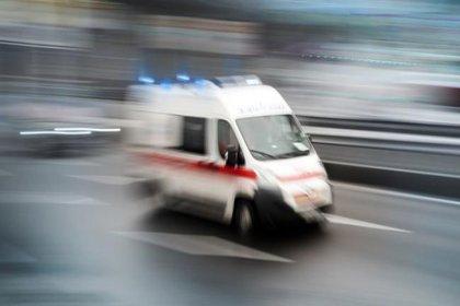 Kırıkkale'de askeri araçla minibüs çarpıştı: 4 yaralı