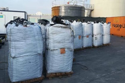 Kocaeli'ndeki operasyonda 800 kilo kokain ele geçirildi
