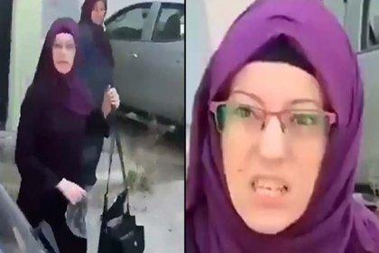 Konya'da kadınlar sokak hayvanları için bırakılan su kaplarını döktü