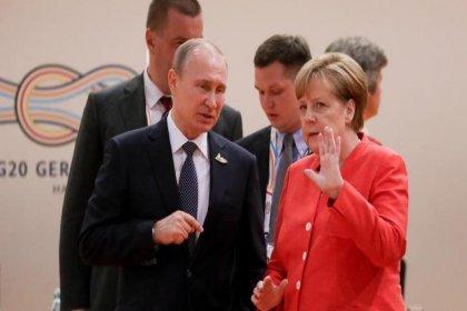 Kremlin'den 'Putin ile Merkel Türkiye'ye maddi yardımı mı konuşacak?' sorusuna yanıt