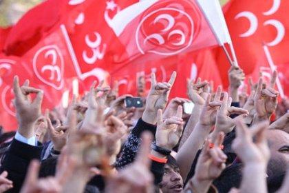 Kurultay sonrası MHP'de toplu istifa!