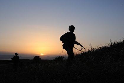 Kuzey Irak'ta 1 asker hayatını kaybetti