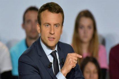 Macron: Eğer Suriye'den tamamen ayrılırsak, sahayı İran'a, Esad'a bırakmış oluruz