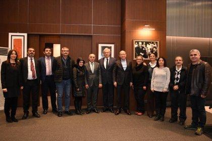 Mahmut Şevket Paşa Mahallesinin 50 yıllık tapu sorununun çözümü için Şişli'de toplantı yapıldı
