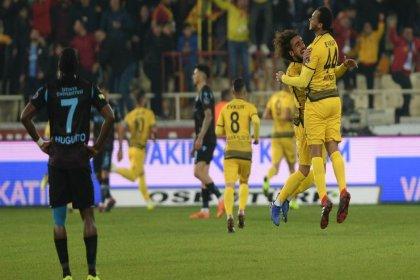 Trabzonspor, Malatyaspor'a 5-0 yenildi