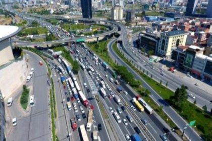 Maraton nedeniyle İstanbul'da bazı yollar trafiğe kapatıldı