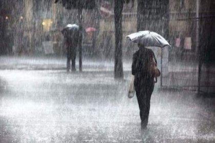 Marmara bölgesi için sağanak yağış uyarısı