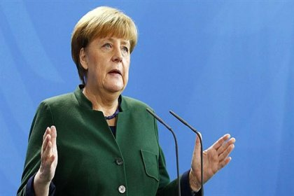 Merkel: Afrin'de olan bitenler kabul edilemez, en kuvvetli şekilde kınıyoruz