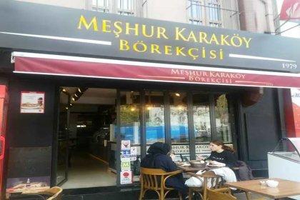 Meşhur Karaköy Börekçisi Beyoğlu'nda açıldı