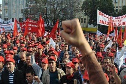 Metal işçilerinin grev kararlılığı işverene geri adım attırdı