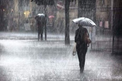 Meteoroloji'den İstanbul için son sağanak uyarısı