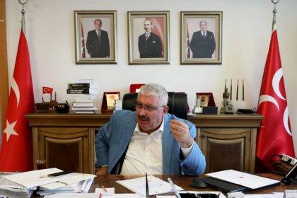 MHP'li Yalçın: İYİ Parti'den dönüş için müracaat olursa değerlendiririz