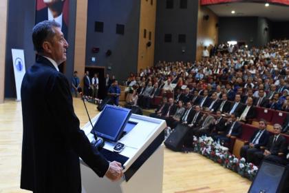Milli Eğitim Bakanı Selçuk: Ankara'nın Atatürk'ten kalan bir yadigar olduğunu asla unutmayın