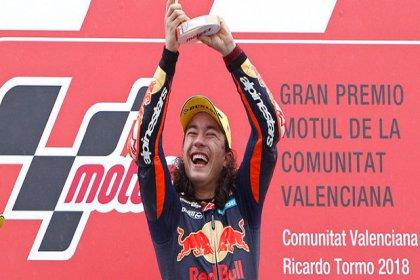 Milli motosikletçi Can Öncü'den tarihi zafer