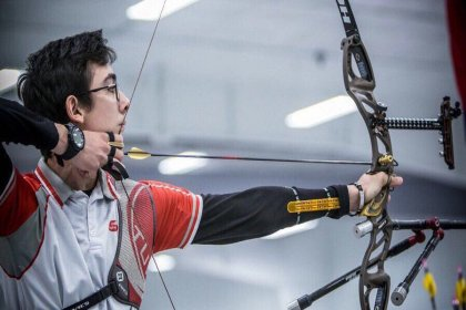 Milli Okçu Mete Gazoz dünya ikincisi oldu