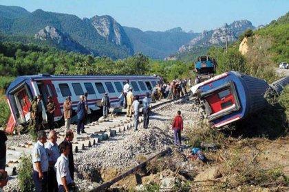 MMO: 'Kaza' gibi sunulan demiryolu cinayetleri, kamu işletmeciliği ve mühendislik bilimlerinin gereklerinin terk edilmesinden kaynaklanıyor