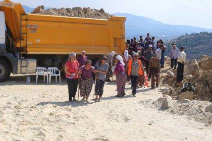 Muğla'da maden ocağında üzerine kaya parçası düşen işçi hayatını kaybetti
