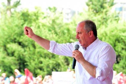 Muharrem İnce: Önümüzdeki hafta TRT'nin önünde miting yapacağız. Bakalım verecek mi vermeyecek mi?