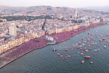 Muharrem İnce'den 3 milyon kişinin katıldığı İzmir mitingini yayınlamayan TRT'ye: Utanmazlar