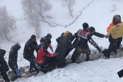 Muş'ta yolcu otobüsü devrildi: 6 ölü 24 yaralı