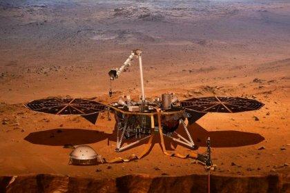 NASA'nın Insight uzay aracı Mars'a iniş yaptı