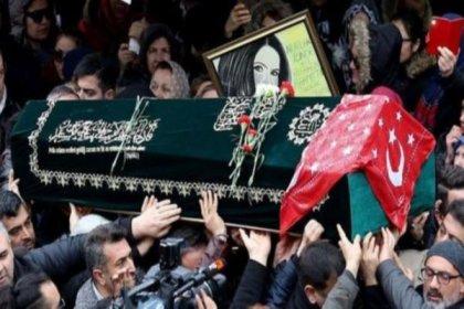 Nuray Hafiftaş son yolculuğuna devlet töreni ile uğurlandı