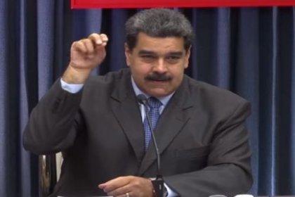 Nusr-et'te et yiyen Maduro: Oradaki lakabım 'Sultan Maduro'