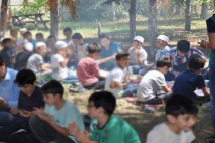 Öğrencilere tatilde hafızlık etkinliği!