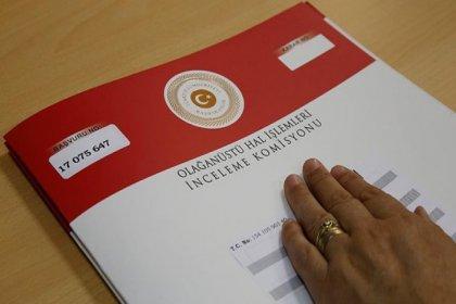 OHAL Komisyonu, 30 bin başvurunun 28 bin 100'ünü reddetti