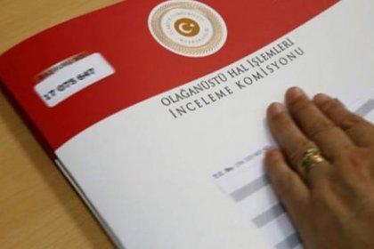 OHAL Komisyonu'ndan 1300 kişi için işe iade kararı