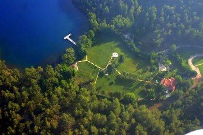 Okluk Koyu'ndaki yazlık saray için 45 hektar daha!