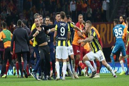Olaylı derbide cezalar belli oldu: Fatih Terim'e 7, Hasan Şaş'a 8 maç ceza geldi