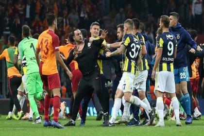 Olaylı Galatasaray-Fenerbahçe derbisinin cezaları onandı