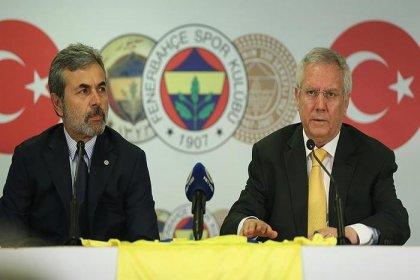 PFDK'dan Aykut Kocaman ve Aziz Yıldırım'a ihtar cezası