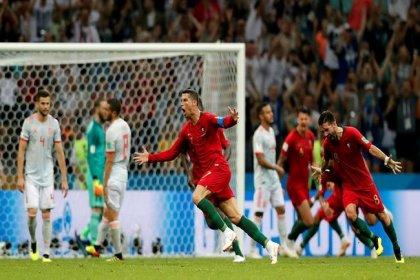 Portekiz - İspanya: 3-3