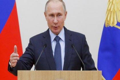 Putin: Silahlanma yarışı planlamıyoruz