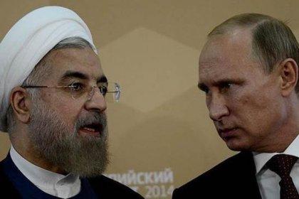 Putin'den Ruhani'ye taziye mesajı