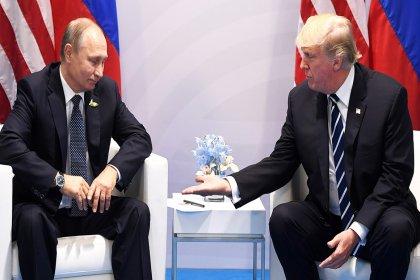 Putin'le Helsinki'deki bire bir görüşmesi sona eren Trump: İyi bir başlangıçtı